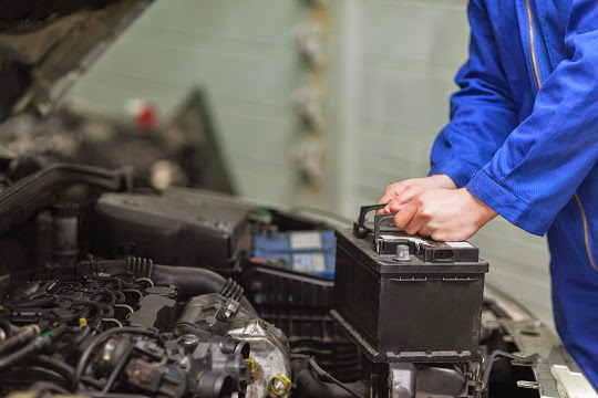 Replace your car battery following these easy steps